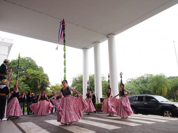 paraguayan bottle dance