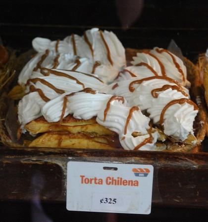 torta chilena in costa rica